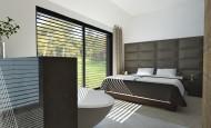 Erve Schiphorst - Slaapkamer - Modern